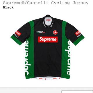 Supreme - Castelli Cycling Jersey 黒Sサイズ