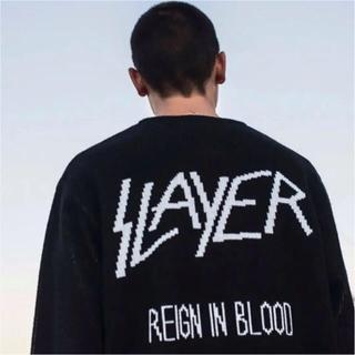 Supreme - Supreme Slayer Reign In Blood Sweater