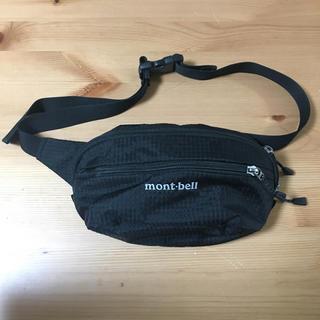モンベル(mont bell)のmont-bell ボディバッグ/ウェストポーチ(ウエストポーチ)