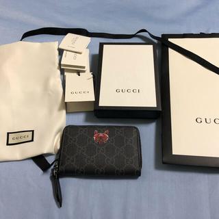 グッチ(Gucci)のGUCCI オンラインショップ限定 コインケース(コインケース/小銭入れ)