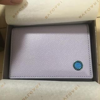 ブルガリ(BVLGARI)のブルガリカードケース 名刺入れ新品 36939(名刺入れ/定期入れ)