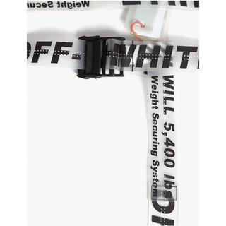 オフホワイト(OFF-WHITE)のoff-white ベルト オフホワイト(ベルト)