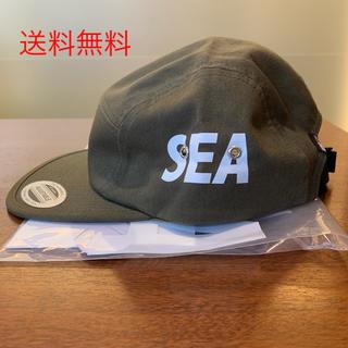 ロンハーマン(Ron Herman)のwind and sea  JET CAP SEA  オリーブ ジェットキャップ(キャップ)