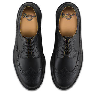 ドクターマーチン(Dr.Martens)のDr.Martens CORE 3989 ウィングチップシューズ(ローファー/革靴)