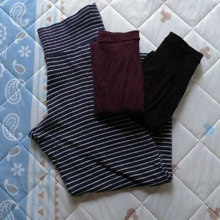 ワコール(Wacoal)のマタニティ レギンス、ズボンの三点セット Sサイズ(マタニティタイツ/レギンス)