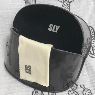 スライ(SLY)のSLY サングラス ケース(サングラス/メガネ)