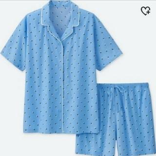 ユニクロ(UNIQLO)のUNIQLO⭐タビサ・ウェブ パジャマ(半袖)XLサイズ(パジャマ)