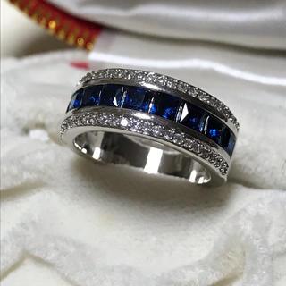 シルバー925♦️ジルコニア♦️レディース♦️指輪(リング(指輪))