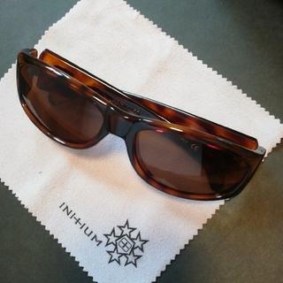 イニシウム(INITIUM)のINITIUM メンズサングラス べっこう柄(サングラス/メガネ)