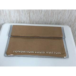 ルイヴィトン(LOUIS VUITTON)のフォンダシオン ルイヴィトン・美術館限定タブレット ポーチ クラッチバッグ(クラッチバッグ)