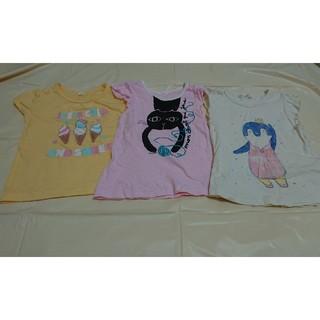 AEON - ペンギン ネコ アイス 95 Tシャツ まとめ売り