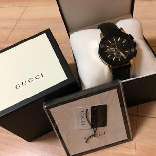 グッチ(Gucci)のGUCCI メンズ 腕時計 クロノグラフ (腕時計(アナログ))