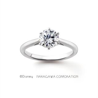 ディズニー(Disney)のディズニープリンセスコラボ◎ダイヤモンドリング(リング(指輪))