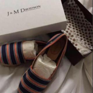 Drawer - drawer 購入J&M DAVIDSONのフラットシューズ
