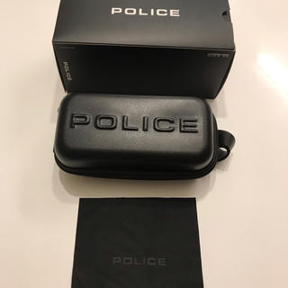 ポリス(POLICE)のPOLICE サングラス 箱つき(サングラス/メガネ)
