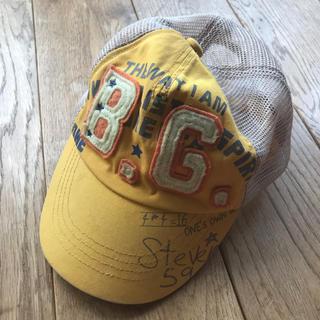7637fe75ebb570 アンパサンド(ampersand)の【AMPERSAND】子供キャップ 52〜54cm(帽子)