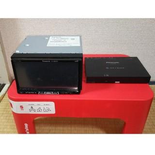 パナソニック(Panasonic)のpanasonic  HDDナビ CN-HDS635DMA チューナー付(カーナビ/カーテレビ)