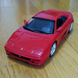 フェラーリ(Ferrari)のホットウィールマテル フェラーリ F355ベルリネッタ 1/18 ミニカー 美品(ミニカー)