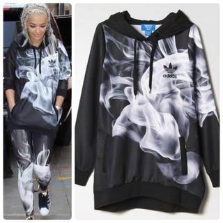 adidas - 激レア adidas × Rita Ora SMOKE HOODIE M