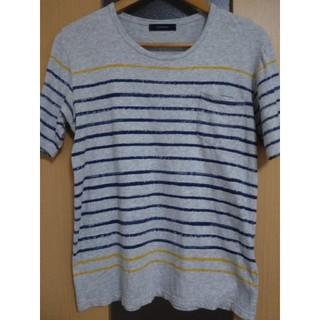レイジブルー(RAGEBLUE)の【美品】ラージブルー メンズ Tシャツ   RAGEBLUE  ボーダー(Tシャツ/カットソー(半袖/袖なし))