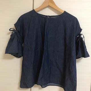 マジェスティックレゴン(MAJESTIC LEGON)のマジェスティクレゴン トップス(シャツ/ブラウス(半袖/袖なし))