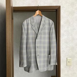 TETE HOMME - メンズ サマースーツ  テットオム  TETE HOMME  デザイナーズスーツ