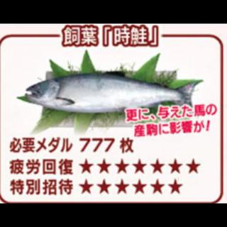 セガ(SEGA)のスタホ シリアルナンバー 時鮭 スターホース3 (その他)