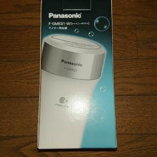 パナソニック(Panasonic)のパナソニック ナノイー発生機 ホワイト(車内アクセサリ)