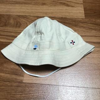 ファミリア(familiar)のファミリア ベビー帽子 49cm(帽子)