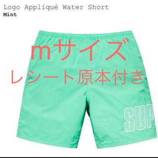 シュプリーム(Supreme)の Mサイズ supremeLogo Applique Water Short (水着)