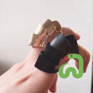 アーマーリング(黒)(リング(指輪))