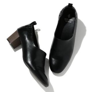 ロペピクニック(Rope' Picnic)の ロペピクニック ギャザーシューティ 靴(ハイヒール/パンプス)