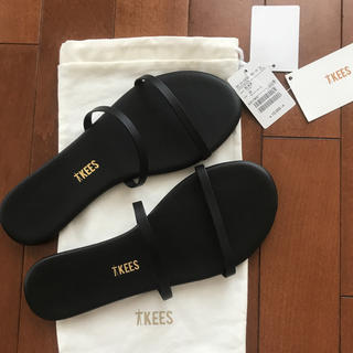 Demi-Luxe BEAMS - TKEES サンダル