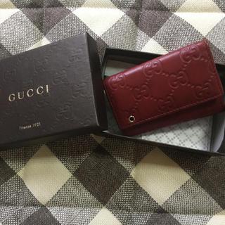 グッチ(Gucci)のグッチ 正規品 キーケース(キーケース)