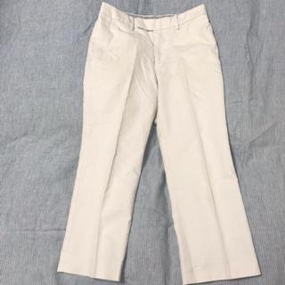 フォーティーファイブアールピーエム(45rpm)の45rpm  白 パンツ(カジュアルパンツ)