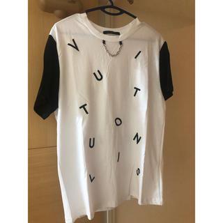 ルイヴィトン(LOUIS VUITTON)のルイヴィトン(Tシャツ(半袖/袖なし))