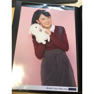 モーニングムスメ(モーニング娘。)の森戸知沙希 2L写真(アイドルグッズ)
