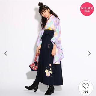 ピンクラテ(PINK-latte)のピンクラテ袴(和服/着物)