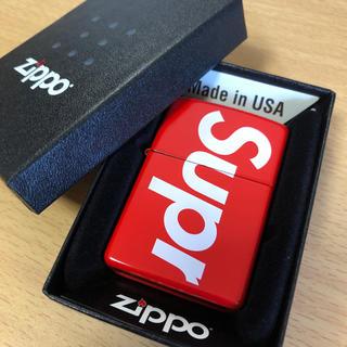 シュプリーム(Supreme)のSupreme zippo 新品未使用(タバコグッズ)