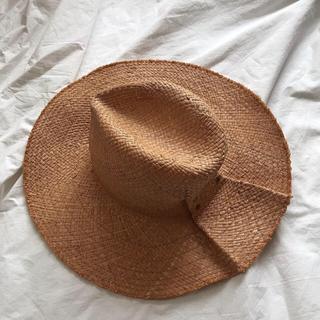 ドゥーズィエムクラス(DEUXIEME CLASSE)のシュリ様 Lola hats ローラハット(麦わら帽子/ストローハット)