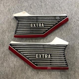 ホンダ(ホンダ)のCBX400 550 エクストラ アルフィン 1型赤白(パーツ)