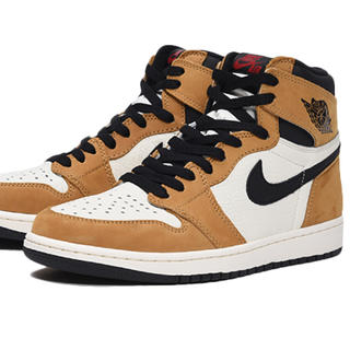 ナイキ(NIKE)のAIR JORDAN 1 RETRO HIGH OG ROOKIE OF THE(スニーカー)