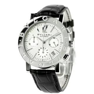 ブルガリ(BVLGARI)の時計 メンズ BVLGARI ブルガリ38mm 腕時計 BB38WSSDCH (腕時計(アナログ))
