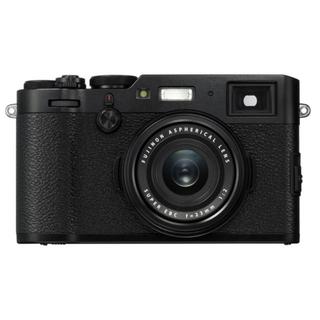 Canon - 【超美品】FUJIFILM X100F ブラック【保証付き】