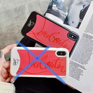 クリスチャンルブタン(Christian Louboutin)のクリスチャンルブタン好きの方是非!(iPhoneケース)