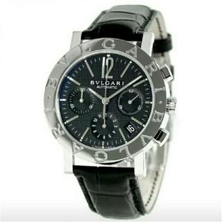 ブルガリ(BVLGARI)のブルガリブルガリ クロノ BB42WSLDCH(腕時計(アナログ))