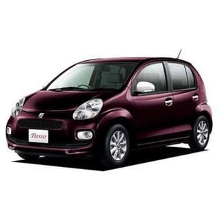トヨタ(トヨタ)のトヨタ 純正 フロアマット パッソ 用(車内アクセサリ)