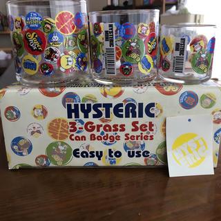 ヒステリックミニ(HYSTERIC MINI)のヒステリックミニ 3グラスセット(グラス/カップ)