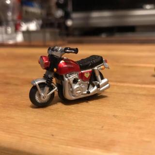 ホンダ(ホンダ)の絶版チョロバイ HONDA CB750 K0 K1 K2 バイク ミニカー  赤(ミニカー)