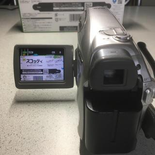 ビクター(Victor)のVictorデジタルビデオカメラ 送料込(ビデオカメラ)